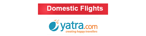 Yatra Domestic Flights