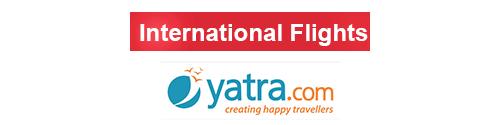 Yatra International Flights